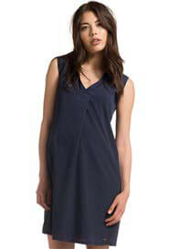 Esprit - Origami Dress in Space Blue - ON SALE