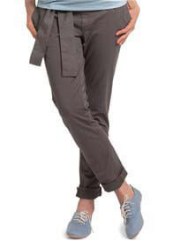 Esprit - Chino Pants in Grey Moss