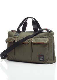 Babymel - Soho Messenger Diaper Bag in Khaki