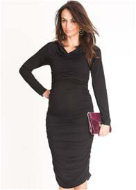 Seraphine - Ruched Bodycon Dress - ON SALE