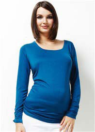 Trimester™ - It Must Be Fate Long Sleeve Tee in Blue - ON SALE