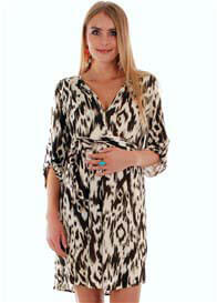Everly Grey - Hudson Dress in Ikat