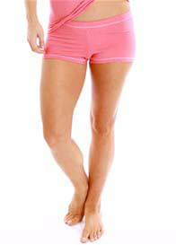 QueenBee® - Nadia Boyleg Briefs in Pink