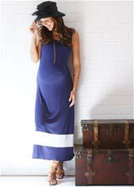 Trimester™ - Skylar Nursing Maxi Dress