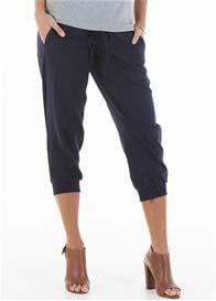Trimester™ - Zackary Navy Linen Pants