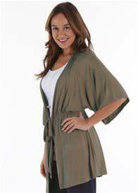 Trimester™ - Trevion Jersey Kimono Jacket