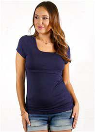 Trimester® - Becky Nursing T-Shirt in Navy
