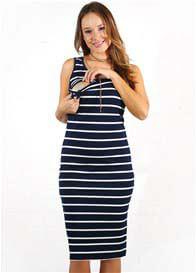 Trimester® - Billie Breastfeeding Midi Dress