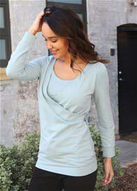 Trimester® - Giles Relaxed Nursing Sweater