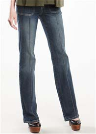 Maternal America - Pintuck Jeans - ON SALE