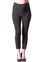 cropped maternity pants
