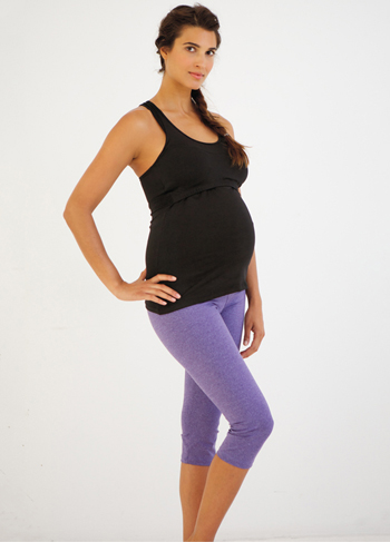 #GlowOnFitMom with Belabumbum's Maternity and Nursing Activewear at Queen Bee