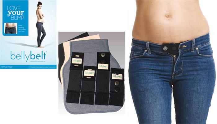 Baby Tummytie Maternity Pants Extender Pregnancy Belly Belt Waist Jeans Tummy Tie