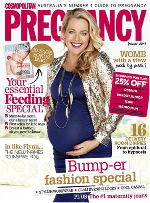 cosmo pregnancy