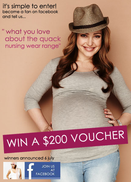 win a $200 voucher at Queen Bee