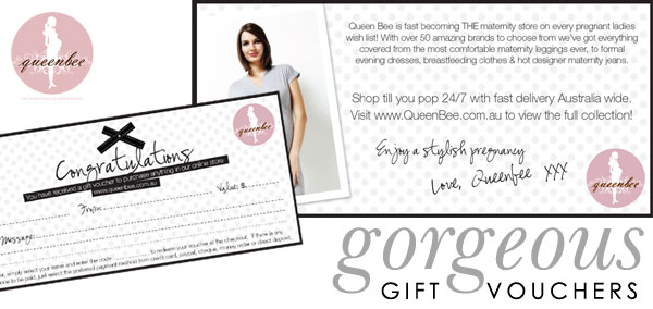 queen bee gift vouchers