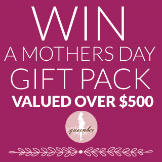 Win A 2014 Mothers Day Gift Pack Valued Over $500