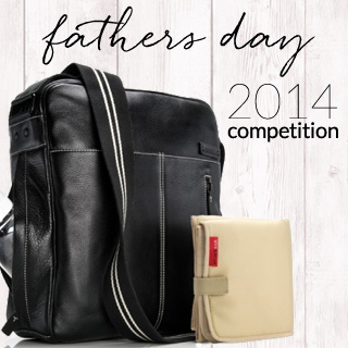 2014 Fathers Day Competition - Win a Storksak Jamie Bag valued at $335.95
