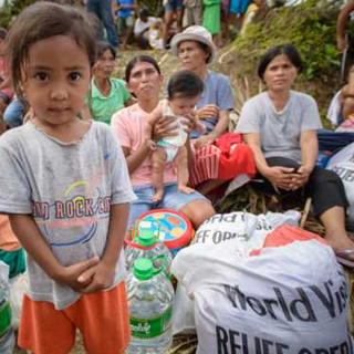 Philippines Devastated by Typhoon Haiyan
