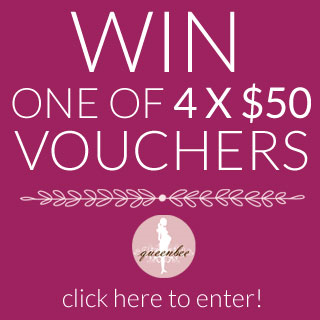 WIN one of 4 x $50 Vouchers