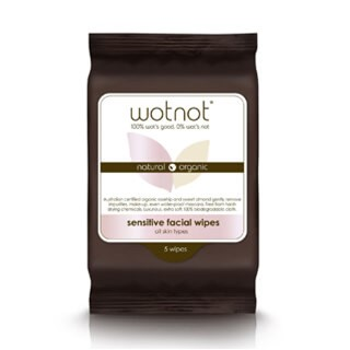 Free Wotnot Facial Wipes Sample Pack