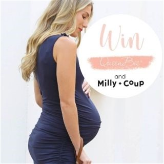 Win 1 of 5 Milo strollers PLUS a $250 Queen Bee Maternity Voucher