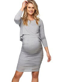 Bae - Nostalgia Layered Nursing Dress