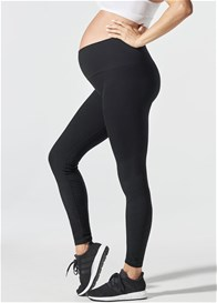 Blanqi - SportSupport Contour Ankle Legging in Black