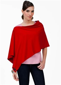 Dote - Compact Nursing Shawl in Red