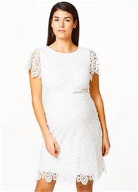 Esprit - Off-White Lace Dress