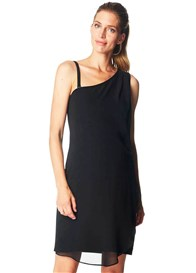 Esprit - One-Shouldered Party Dress - ON SALE