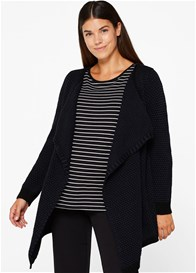 Esprit - Open Textured Knit Cardigan