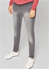 Esprit - Under Bump Jeggings in Grey