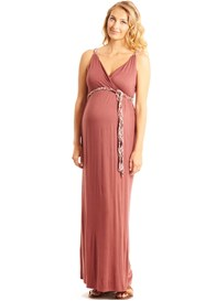Everly Grey - Sofia Goddess Maxi Dress
