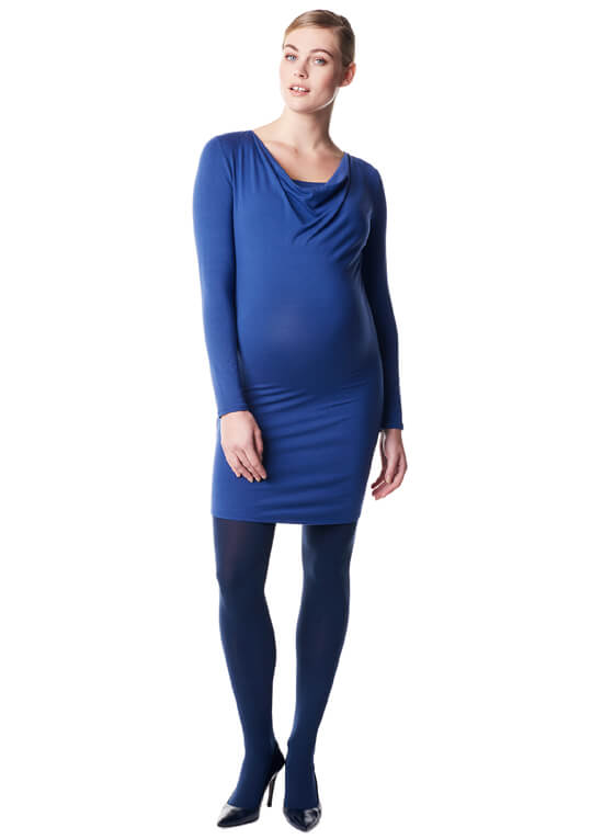Flo Maternity Nursing Tunic in Blue by Noppies