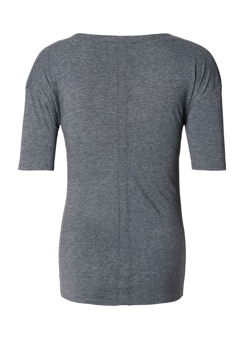 State of Mind Maternity Tee in Grey by Supermom