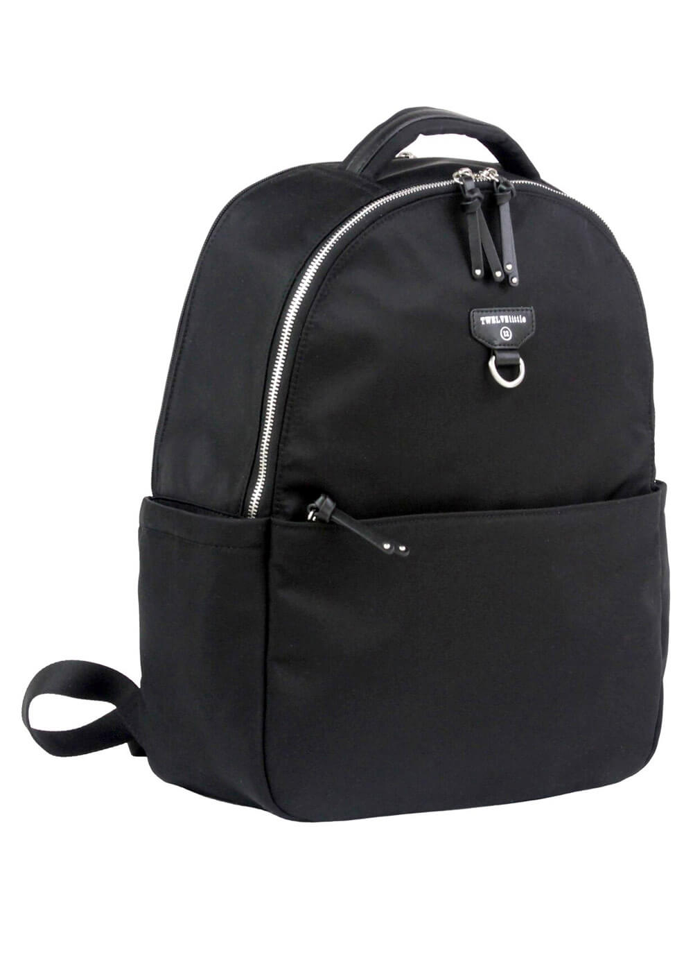On-The-Go Baby Change Backpack in Black by TWELVE little