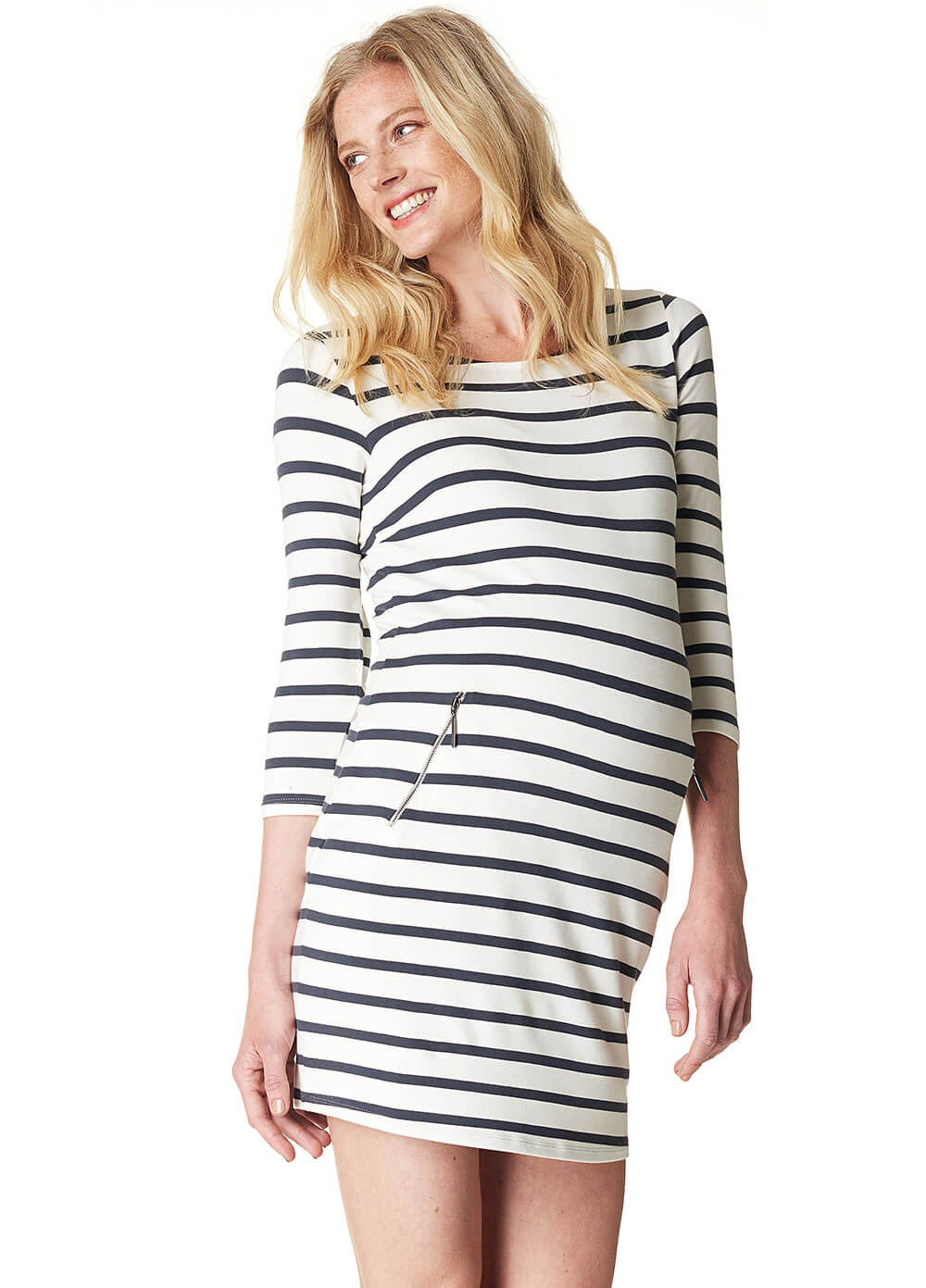 Anke Zip Pocket Maternity Dress by Noppies