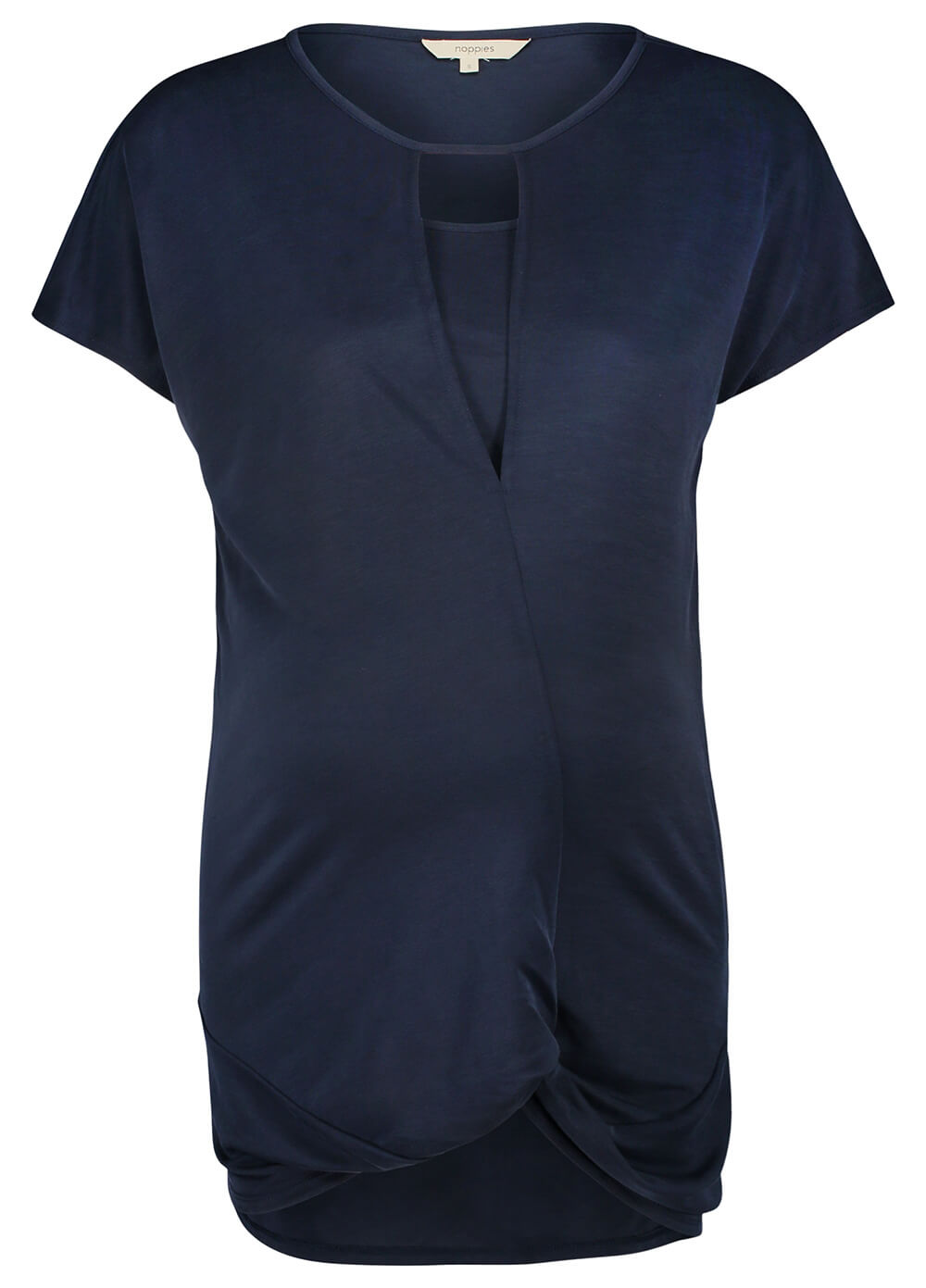 Adriana Maternity Nursing T-Shirt in Navy by Noppies