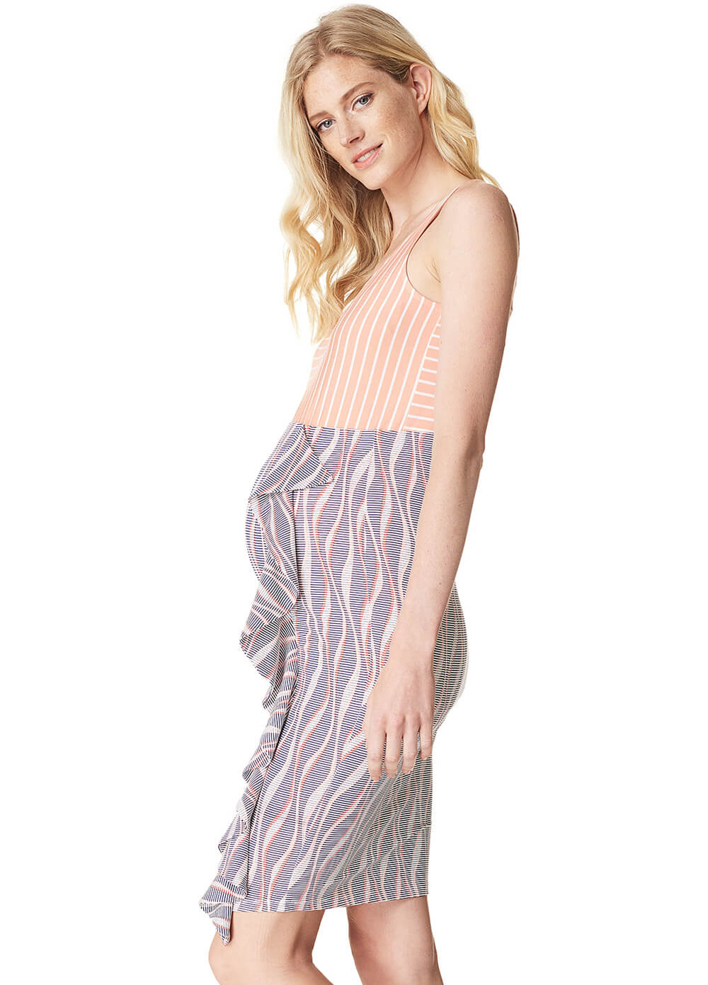 Daphne Ruffle Maternity Skirt by Noppies