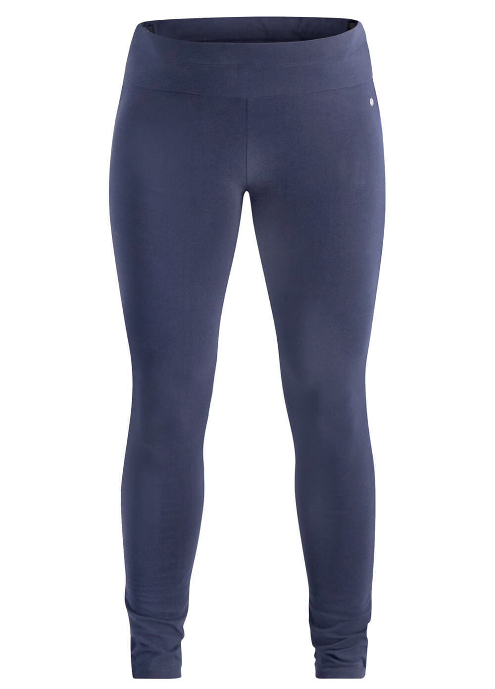 Sporty Piped Maternity Leggings in Night Blue by Esprit