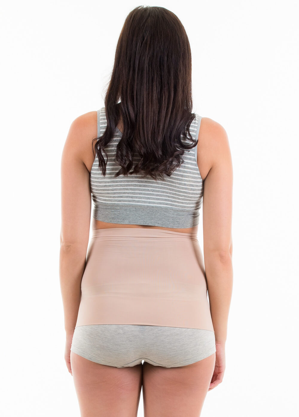 Maternity Support Belly Band in Nude by Preggers