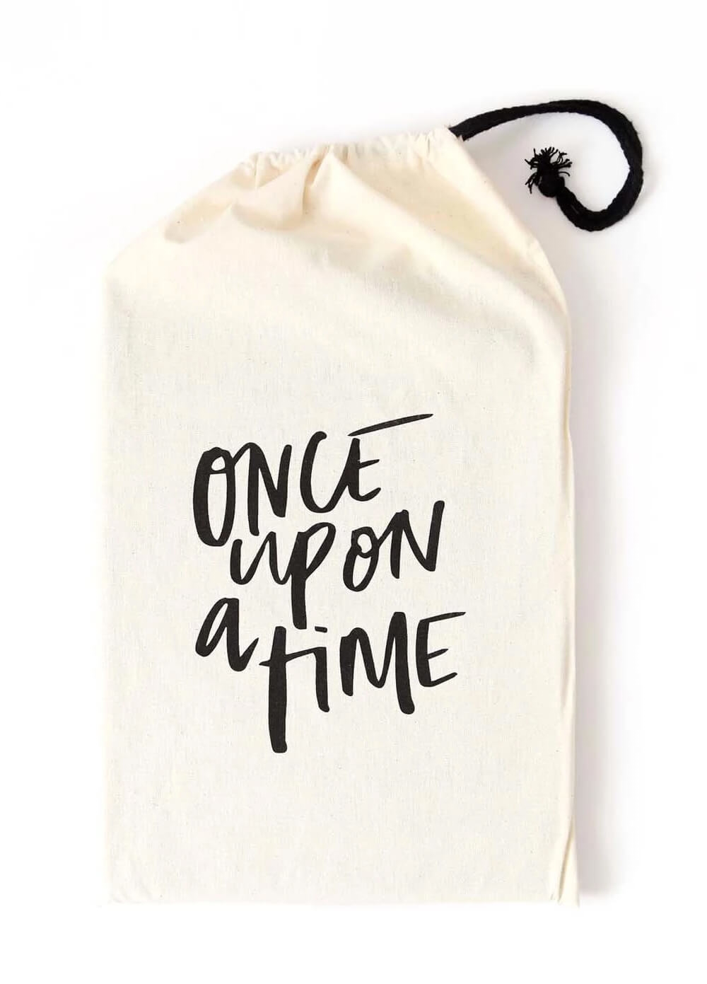 My Little - Once Upon a Time Baby Book - Black Cover | Queen Bee