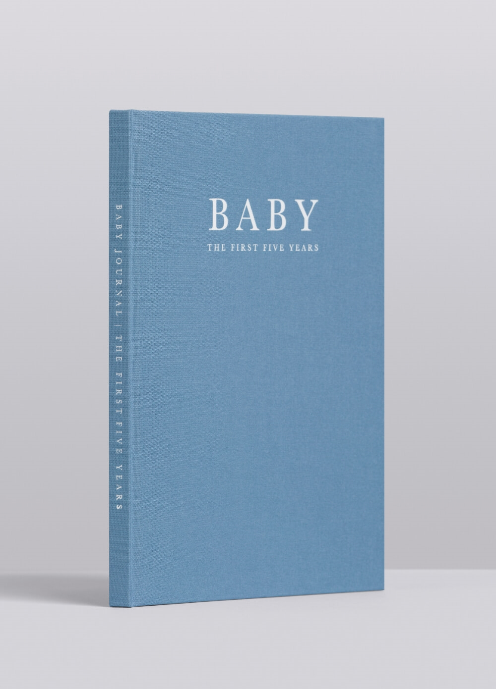 Blue Baby Journal (The First Five Years) by Write to Me | Queen Bee