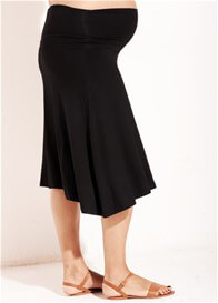 Trimester™ - Obsession Jersey Skirt in Black - ON SALE