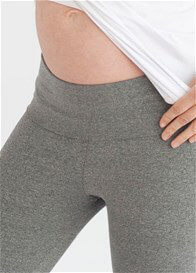 Belabumbum - Convertible Capri Pant in Grey