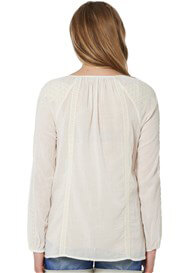 Noppies - Gwyn Blouse in Off-White
