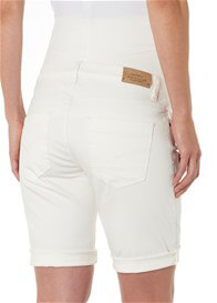 Esprit - Bermuda Shorts in Off-White - ON SALE