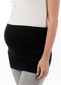Trimester™ - Belly Band in Black