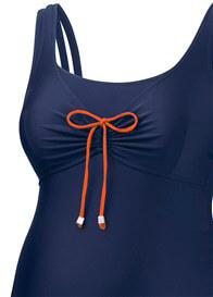 Amoralia London - Juniper Swimsuit in Navy - ON SALE